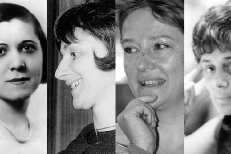 Pécsi Eszter, V. Pázmándi Margit, Z. Halmágyi Judit és Mináry Olga (forrás: hg.hu)