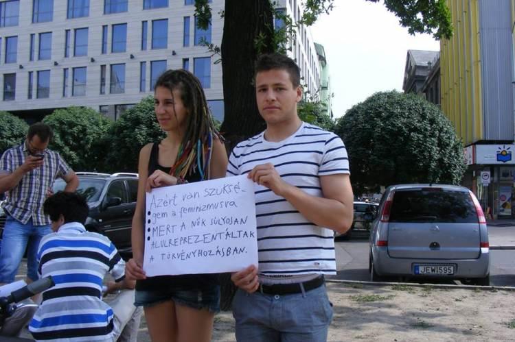 Csécsei Ica fotója a TETT eseményén