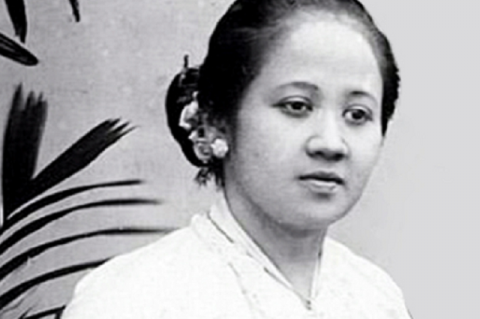 Raden Ajeng Kartini 1890-ben