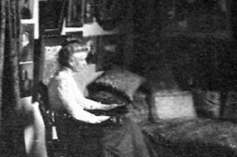Konek Ida műtermében (a Vasárnapi Újság fotója, 1913)