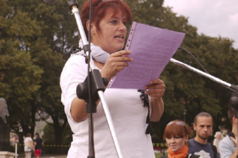 Lovas Nagy Anna (Fotó: Ökrös Attila)