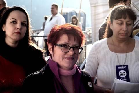 Három nő a Millán: Antoni Rita, Lovas Nagy Anna, S. Kállai Szilvia
