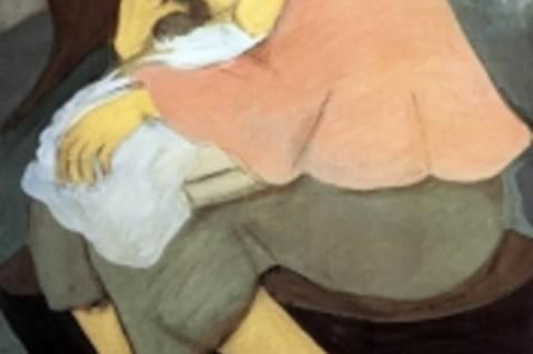 Róna Emy: Anya gyermekével
