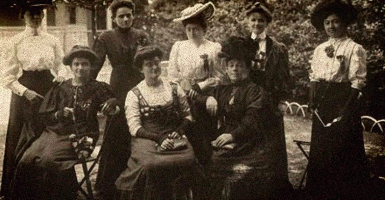 A magyar feminista megmozdulások és nőtörténet kiemelkedő eseményei évszámokban