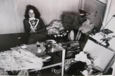 Otti Berger. Gertrud Arndt felvétele.