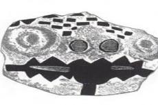 Kígyóistennő maszkja