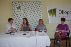 Alföldi Andrea, Szél Bernadett, Keveházi Katalin, Simon Ildikó