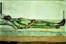 Ferdinand Hodler: Utolsó festmény (1915)