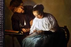 Judith Leyster: Lánykérés