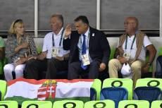 Orbán Viktor és barátai (Fotó: dailynewshungary.com)