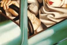 Tamara de Lempicka: Autós önarckép (1925)