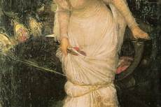 John William Waterhouse: The Lady of Shalott 1888