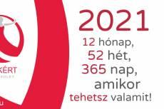 2021 Nőkért mini-naptár