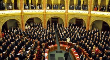 A nem nőknek való parlament (Fotó: Bici/Pixabay)