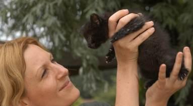 Farkas Adrienne nem dől be a babonáknak (Fotó: F. A. Facebook-oldala)