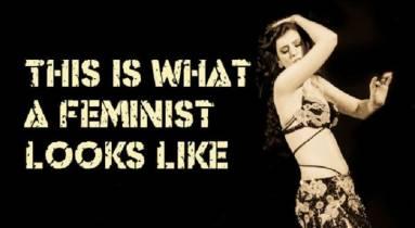 A kép forrása: Rachael Borek hastáncos oldala.