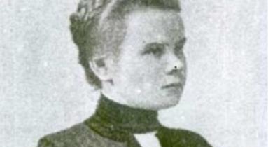 Steinberger Sarolta, az első orvosnő, aki Magyarországon szerzett diplomát